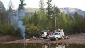 Wyprawa na syberię - BAM pokonany