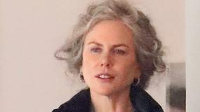 Nicole Kidman osiwiała