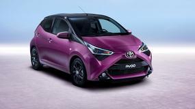 Toyota Aygo po zmianach: debiut na salonie w Genewie