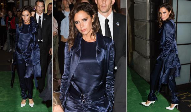 Best look: Victoria Beckham w szpilkach od Manolo Blahnik