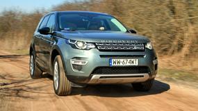 Land Rover Discovery Sport: do teatru i w błoto