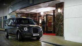 400 mln dolarów na nową londyńską taksówkę