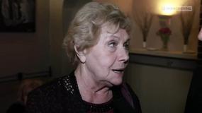 """Teresa Lipowska o """"M jak miłość"""": gram tam coraz mniej"""