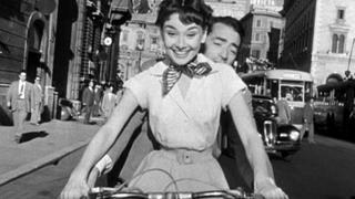 """Prosto z ekranu: Audrey Hepburn w """"Rzymskich wakacjach"""""""