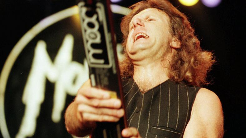 Legendás alakja volt a zenei világnak / Fotó: AFP