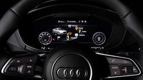 Nowe Audi TT z Bang&Olufsen