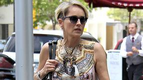 Sharon Stone nadal w formie