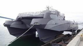 Lockheed Martin - eksperymentalny okręt, Sea Slice wystawiony na sprzedaż