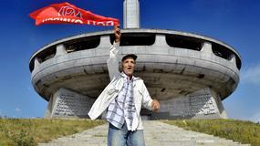 Bułgaria - Buzłudża - opuszczona świątynia komunizmu