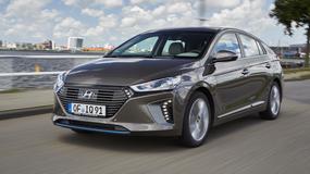 Hyundai Ioniq - hybrydowy rywal Priusa
