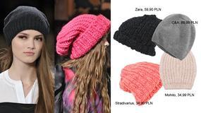 Najmodniejsze czapki w tym sezonie!