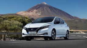 Nissan Leaf - podróż ku przyszłości