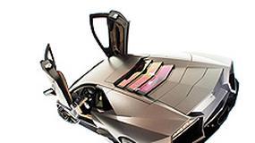 Lamborghini Reventon - Zwierzęcy pęd