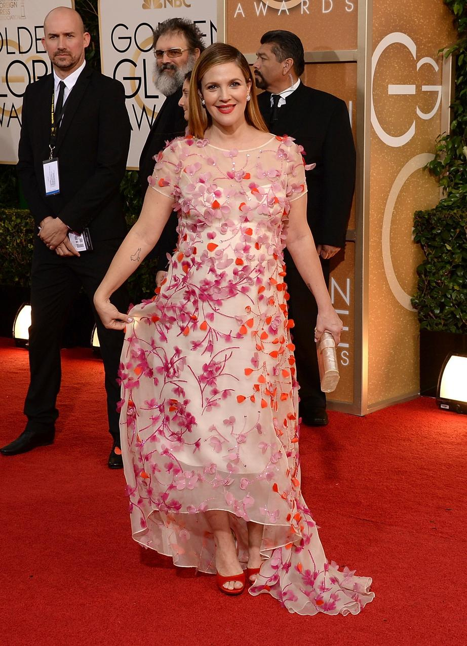 Drew Barrymore / Getty Images