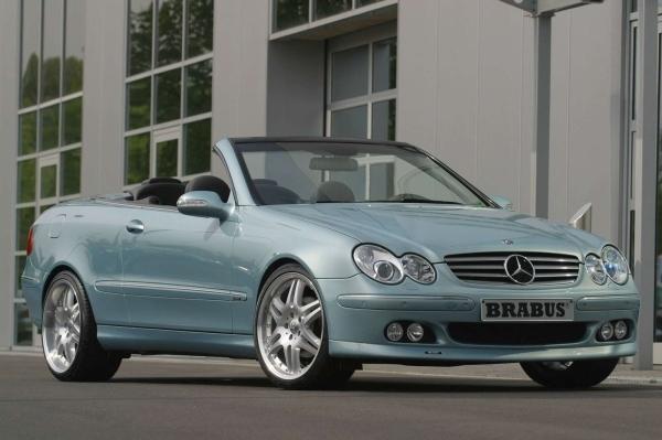 Mercedes CLK Kabriolet