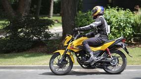 TOP 5 - Najlepiej sprzedające się nowe motocykle w Polsce w roku 2015 - klasa 125