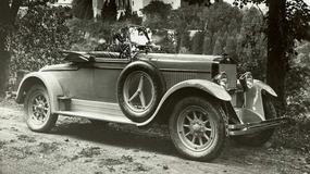 Najciekawsze auta Škody z lat 1925-1945