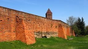 Byczyna - atrakcje miasteczka otoczonego murami obronnymi; jedna z największych atrakcji Opolszczyzny