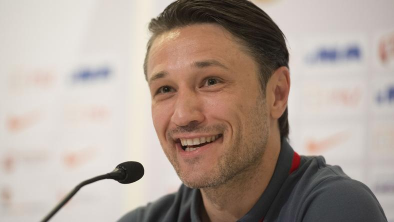 Niko Kovac feladata lesz talpra állítani a Frankfurtot /Fotó: AFP