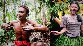 Mentawaje - szamani z indonezyjskiej dżungli