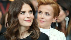 Ciężarne Weronika Rosati i Katarzyna Zielińska oraz inne gwiazdy na imprezie