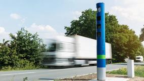 Tajemnicze słupy przy niemieckich drogach