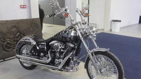 Wystawa motocykli w Nadarzynie: custom, czyli dzieło sztuki