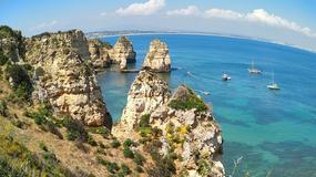Algarve - tak się kończy Portugalia