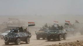 Ofensywa sił rządowych przeciw ISIS w rejonie okupowanej Faludży