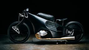 Zjawiskowy motocykl BMW tylko do jazdy na prostej