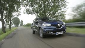 Renault Kadjar 1.6 dCi 4x4 - SUV do spokojnej jazdy
