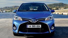 Tak wygląda nowa Toyota Yaris