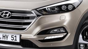 Hyundai Tucson już oficjalnie - ładny?