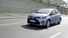 Toyota Yaris 1.5 Hybrid - Oszczędna tylko w mieście