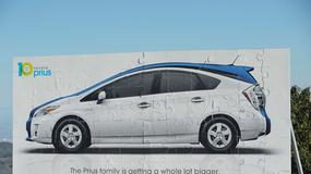 Rodzina Toyoty Prius powiększy się w Detroit