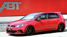 Volkswagen Golf GTI Clubsport- sportowy hatchback z warsztatu ABT