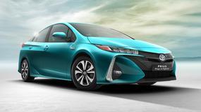 Toyota Prius Plug-in Hybrid - inny wygląd i zwiększony zasięg