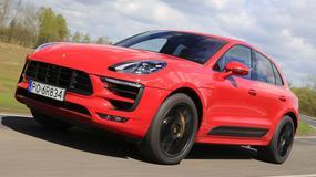 Porsche Macan GTS - czerwony alarm