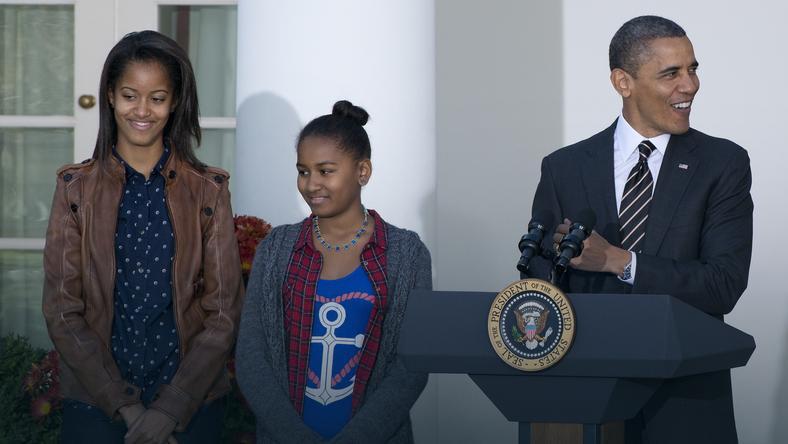 Córki prezydenta USA