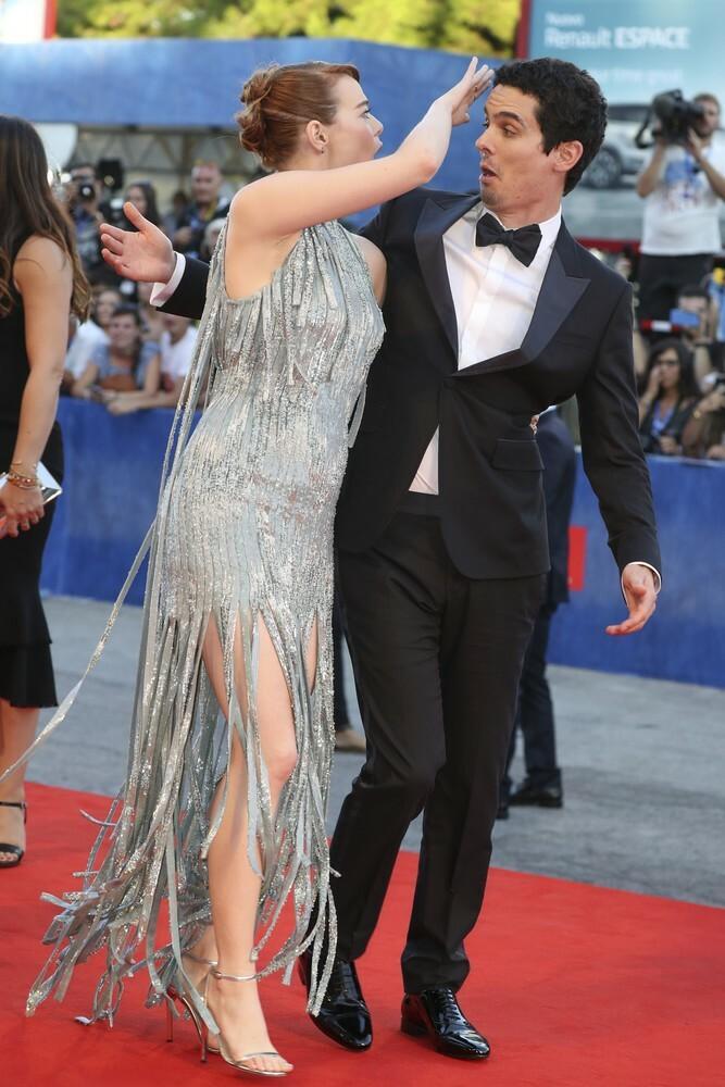 Emma Stone na Festiwalu Filmowym w Wenecji