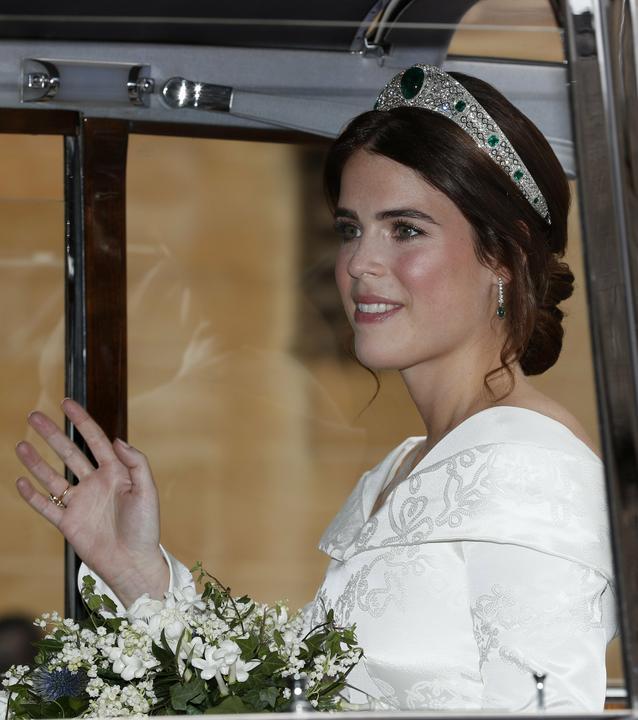 Eugénia hercegnő / Fotó: MTI- Alastair Grant