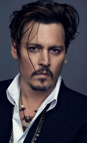 Johny Depp nową twarzą perfum Diora!