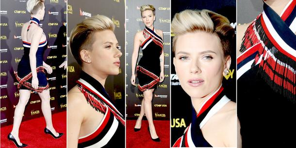 Best Look: Scarlett Johansson w Preen