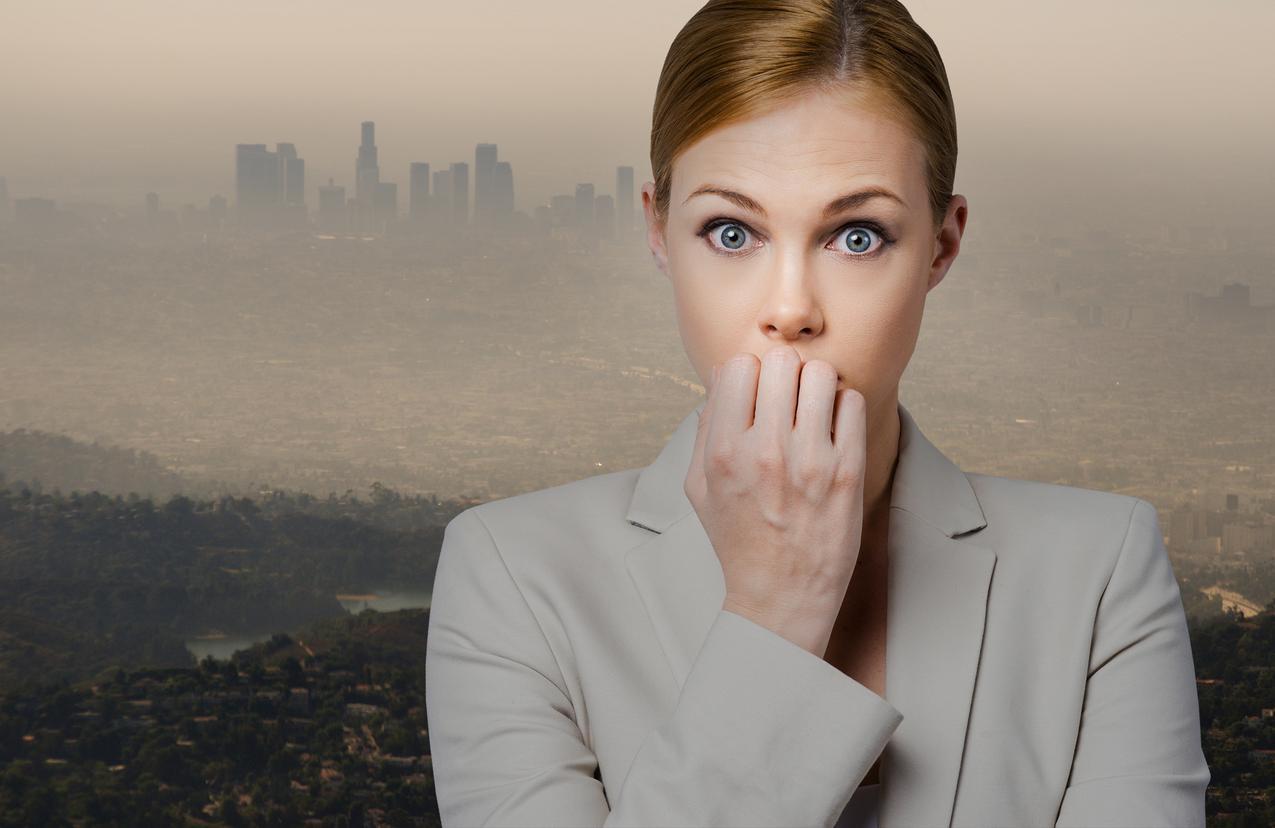 Akcja - smog! Jak dbać o urodę przy zanieczyszczonym powietrzu