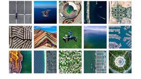 Spektakularni prizori zemlje iz vazduha: Ove fotografije morate da vidite!