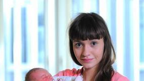 Dziecko Majki i Michała przychodzi na świat