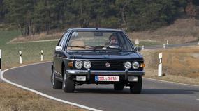 Tatra T613 - Limuzyna towarzyszy z Czechosłowacji