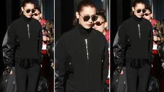 Best Look: Bella Hadid w zestawie Givenchy