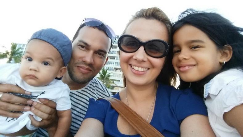 A műsorvezető fél éve költözött Floridába a családjával