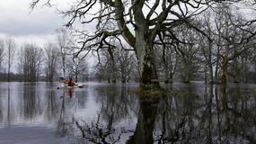 """Wiosenne powodzie w Estonii - nazywają je """"piątą porą roku"""""""